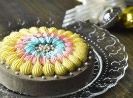 夜空に輝け✨花火ケーキ
