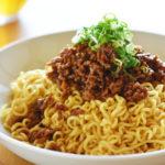 ピリ辛和え麺の作り方
