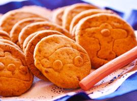 【リメイク料理】千歳飴をリメイク!ザクザク美味しい♥千歳飴クッキー
