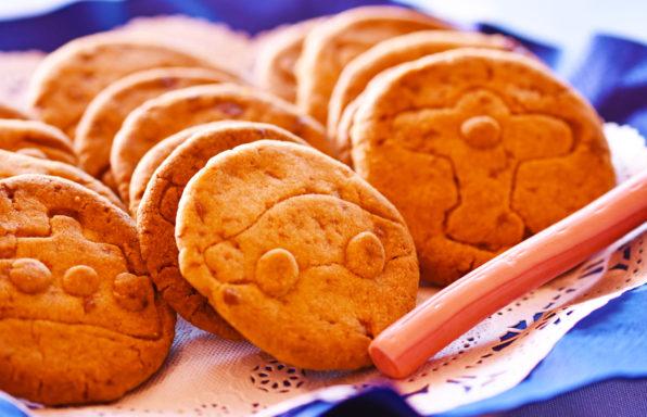 千歳飴リメイククッキー