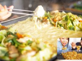 【チーズがとろ~り】チーズタッカルビと〆炒飯の作り方