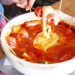 トマト串鍋