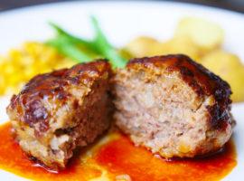 【基本の作り方】覚えておきたい!ハンバーグの作り方 humberg steak