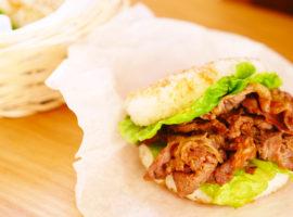 【お家で外食】モスの焼肉ライスバーガーの作り方 Mos Rice burger [再現レシピ]