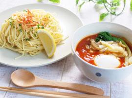 【静岡B級グルメ】つけナポリタン!もちもちの麺に濃厚なトマトソースが絡まって美味!