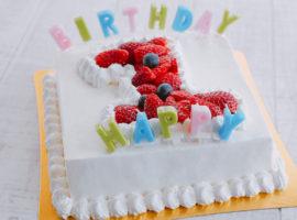 【1周年】BIRTHDAY CAKE ~バースデーケーキ ~ How To Make
