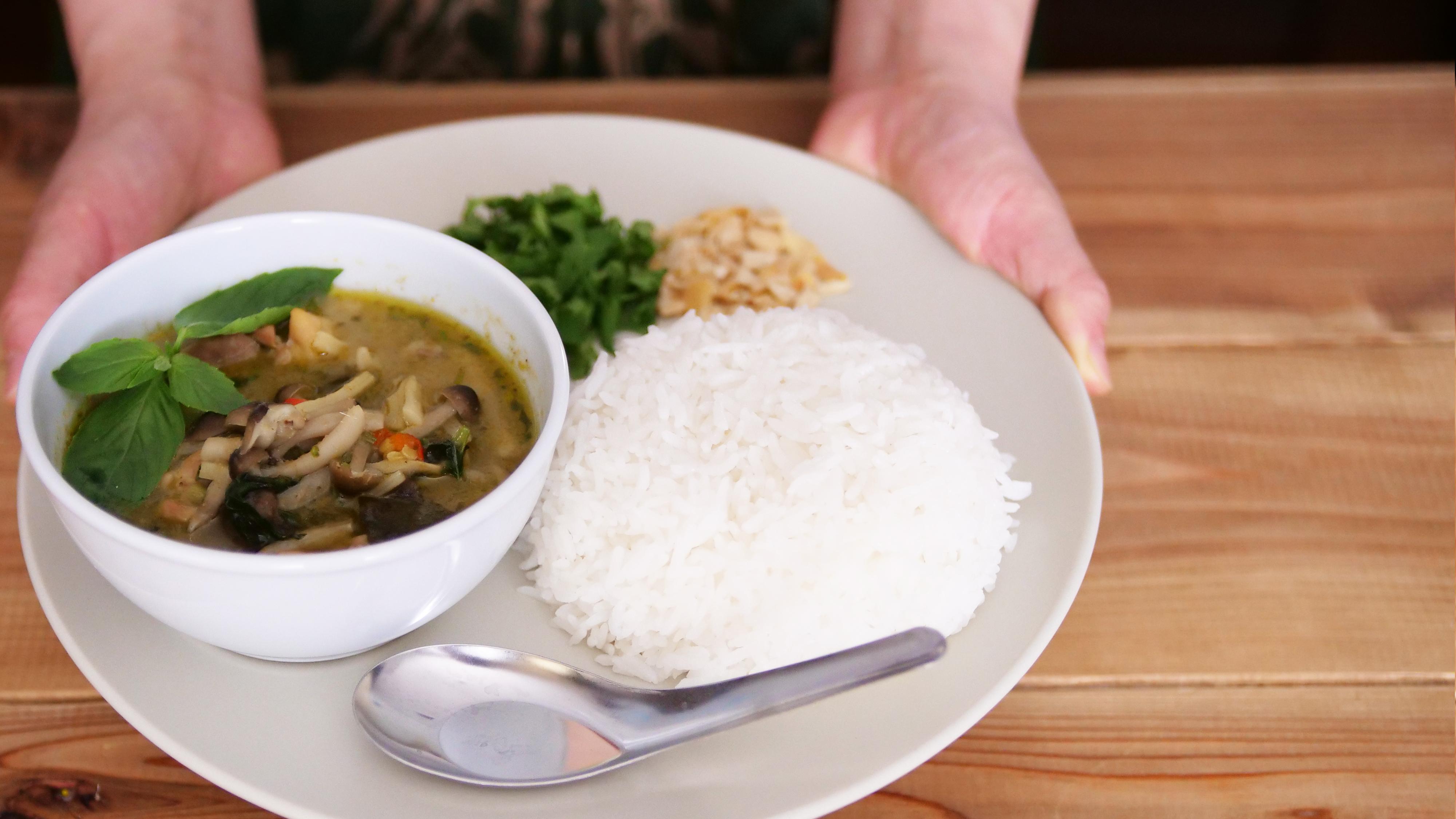 グリーン カレー ペースト レシピ
