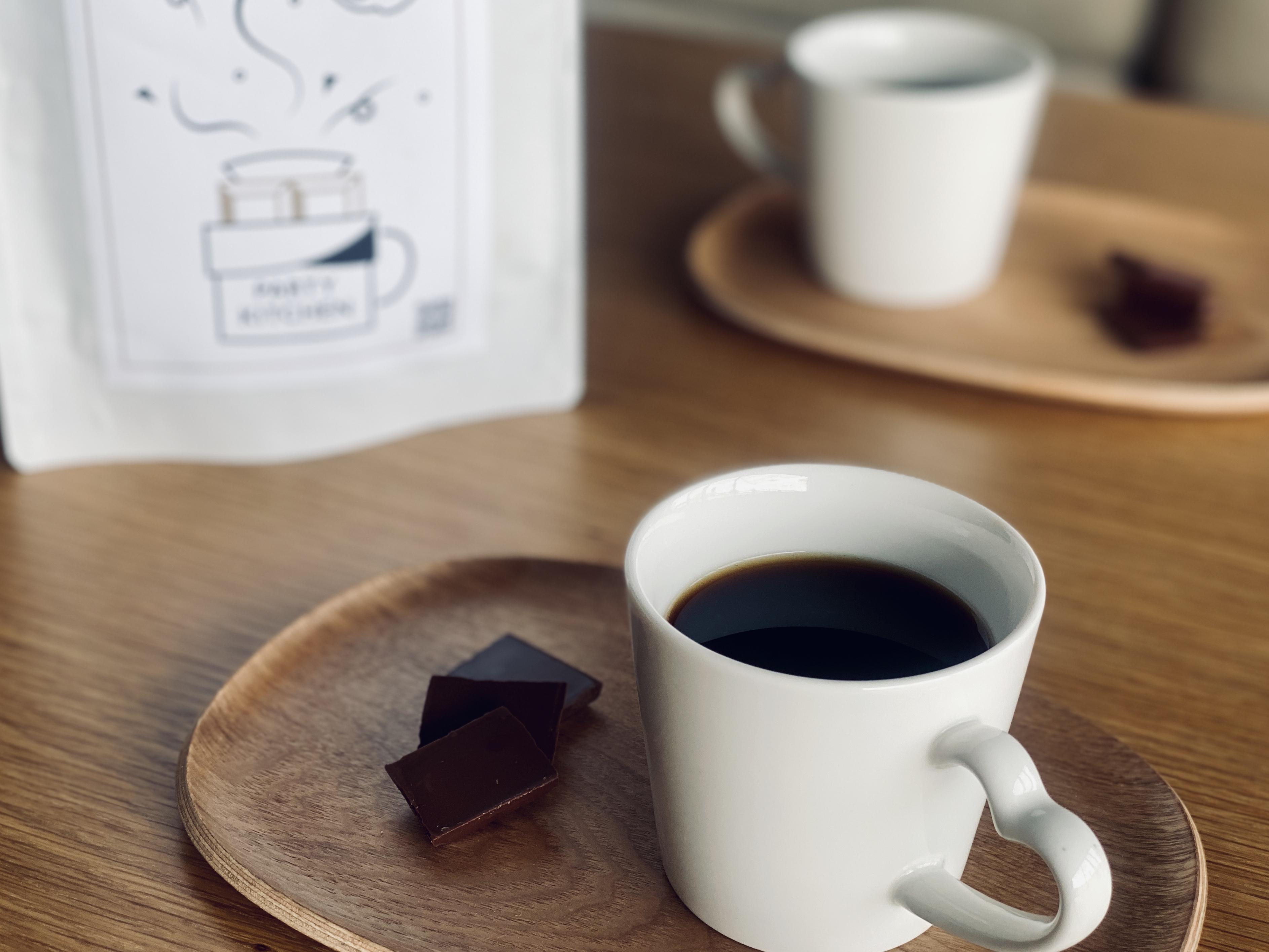 チョコレートに合うコーヒー